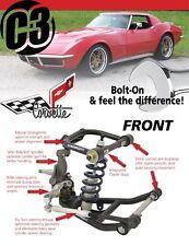 Ridetech Level 2 Coil-Over Suspension System 1968-1979 C3 Chevrolet Corvette.