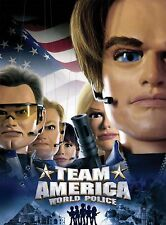 Team America Poster Length: 500 mm Height: 800 mm  SKU: 1716