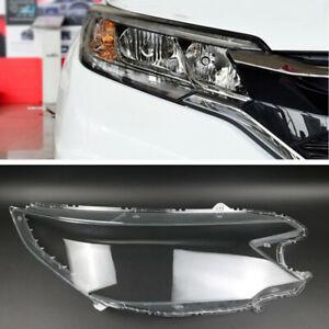 Right Headlight Headlamp Clear Lens Auto Shell Cover For Honda CRV 2015-2016