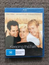 Keeping The Faith - Ben Stiller (Blu-ray, 2012) NEVER PLAYED & SEALED