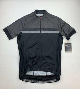 Giro Chrono Sport Cycling Jersey Black Size Men's Medium New