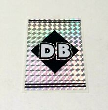"**OLD SCHOOL BMX ""DIAMOND BACK"" DB HEAD BADGE DECAL**"