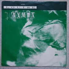 """CLAN OF XYMOX - Louise / Michelle 7""""  4AD  Megadisc MD 5292  → different version"""