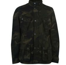 BARBOUR INTERNATIONAL CAMO JACKET 2X LARGE BRAND NEW WITH TAG RRP199
