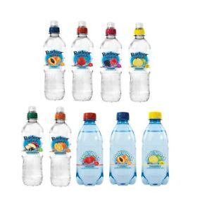 Radnor Splash Still Flavoured Spring Water,Sparkling Flavoured Spring Water