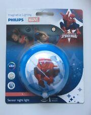 Philips Marvel Spiderman Childern's LED Wall Nightlight Motion Sensor PIR