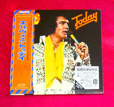 ELVIS PRESLEY TODAY JAPAN MINI LP CD BVCM-35506