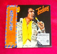 Elvis Presley Today MINI LP CD JAPAN BVCM-35506