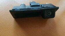 AUDI VW OEM GENUINE USED REAR VIEW REVERSE CAMERA, BACK UP CAMERA