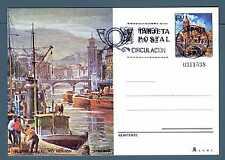 SPAIN - SPAGNA - 1976 - Cart. Post. -- FDC - Ponte di S:Antonio. Bilbao. E3413