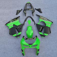 Motorcycle Fairing Bodywork Set fit For Kawasaki Ninja ZX6R 1998-1999 green 98