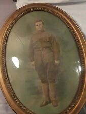 New listing Vintage Antique Photograph Early 1900's Military Soldier Possibly World War 1