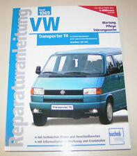 Reparaturanleitung VW T4 Bulli, Transporter, Bus - Baujahre1991 bis 1995!