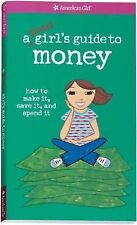Smart Girl's Guide to Money - American Girl - make save spend quizzes advice