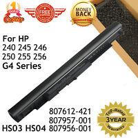 For HP 807957-001 Laptop Battery 807956-001 807612-421 HS03 HS04 HSTNN-LB6U us