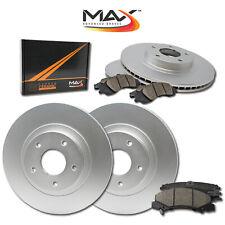 [Front + Rear] Rotors w/Ceramic Pads Geomet OE Brake Kit