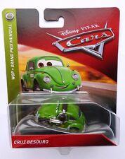 Disney Pixar Cars CRUZ BESOURO Crew jefe de más de 100 automóviles muy rara en la Lista Reino Unido!!!