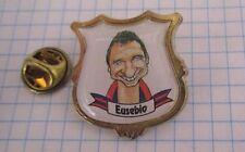 PINS RARE EUSEBIO FC BARCELONA BARCA 94-95 SPAIN F.C.B FOOTBALL FCB m1