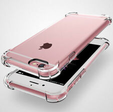 For IPHONE 6 Clear Case Cover Shockproof Protective TPU Bumper