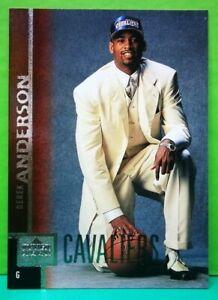 Derek Anderson rookie card 1997-98 Upper Deck #22