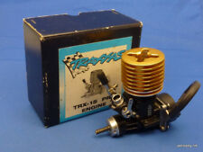 Traxxas TRX-15 Pro Engine with Black Pull-Start Heatsink Head Stampede Rustler