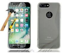 Carcasas Apple color principal transparente para teléfonos móviles y PDAs