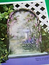 GRAN'S GARDEN BY ROS STALLCUP SCHEEWE 1994 TOLE PAINT BERRIES FLOWERS BOOK