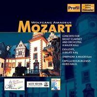Wolfgang Amadeus Mozart - Clarinet Concerto [CD]