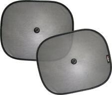 2 paquetes de lateral del coche Sombrillas Sun Screen Pantalla Protector Solar Asiento De Bebé Ciego Viaje
