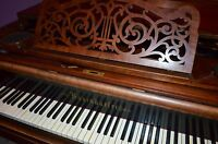 Small Bösendorfer Baby Grand Piano Salon Grand Piano Grand Piano Pianoforte