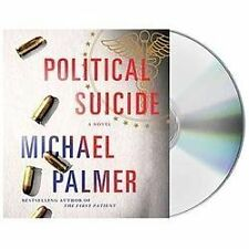 Political Suicide (Dr. Lou Welcome) Palmer, Michael Audio CD New