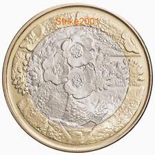 5 EURO Bimetallico FINLANDIA 2012 Flora