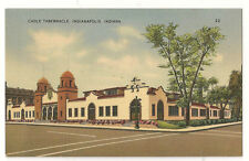 Cadle Tabernacle, Indianapolis, Indiana Vintage Postcard #22