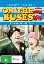 On the Buses : Season 3 (DVD, 2009, 2-Disc Set) New & Sealed
