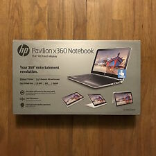 "HP Pavilion X360 15.6"" Touch-Screen 2-in-1 15-bk020wm, Intel Core i5, 8GB, 1TB"