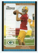 Aaron Rodgers 2005 Bowman Gold RC