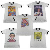 MAC DEMARCO Music Artist Concert Hipster Casual Vintage Retro Men Ringer T-Shirt