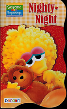 Board Book - Sesame Street - NEW - Nighty-Night -