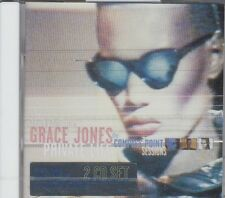 Grace Jones Private Life The Compass Point Sessions 2 CD Set sealed 1998