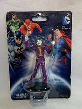 THE JOKER - Monogram DC Comics- Mini PVC Figurine Cake Topper - NEW