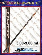 Colmic Rod Zomit Fixed M 5,00 -6, 00-7, 00-8, 00-9, 00 Telescopic