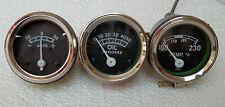 Gauge Set - Ford 2N, 8N, 9N, NAA, 600, 700,800,900,2000,4000 Tractor