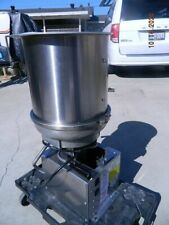 Gold Medal 2626 Karmel Baby Cooker, 2.5 Gallon Capacity, Caramel Popcorn Maker