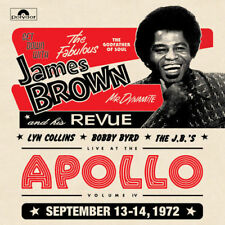 Vinyles james brown soul, funk 33 tours
