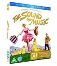 Blu-ray The Sound of Music 50th Anniversary 2 Disc Edition UK Stock