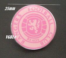 Glasgow Rangers PIN BADGE x2 Ufficiale Rangers prodotto IDEA REGALO