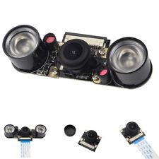 Neu Kamera Modul Brett 5MP Webcam 1080p für Raspberry Pi 3/2 / B & Füllung Licht
