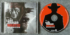 The Lone Ranger-Wanted (inspired by the Film) – CD – John Grant SADDLE the Wind