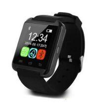 Smart Watch Unisex USB Bluetooth Smart Wrist Watch Mobile Phone Pedometer  Black