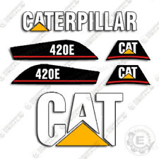 Caterpillar 420 E Backhoe Equipment Decals